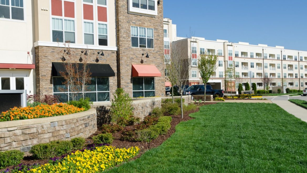 commercial landscaping design and maintenance