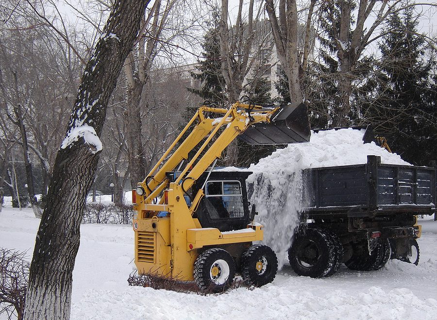 Removal Of Snow